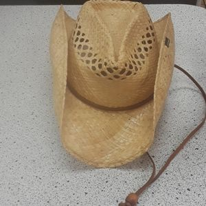 Rodeo Dr collection by Stetson Raffia straw hat